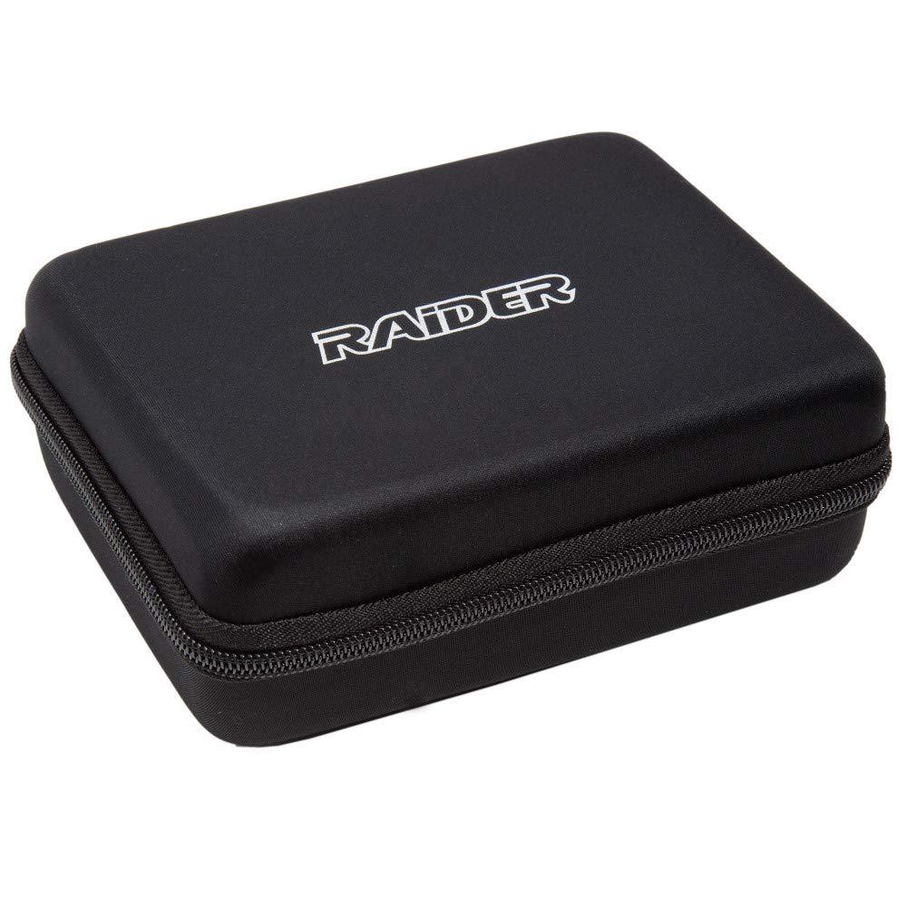Raider 26-006 Premium Glasses Kit with Four Interchangeable Lenses