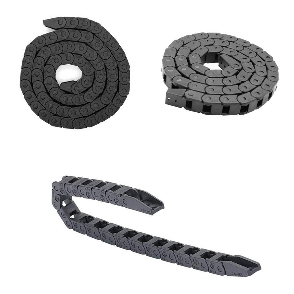 ULTECHNOVO - Portacables para impresora 3D con cadena semicerrada ...
