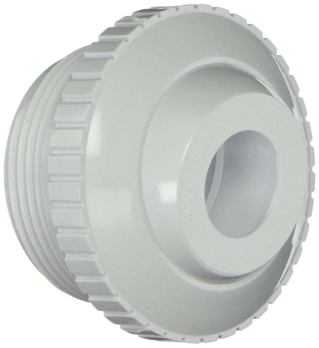 Hayward SP1419D White 3/4-Inch Opening Hydrostream Directional Flow Inlet Fitting with 1-1/2-Inch MIP Thread Hayward - Distribution
