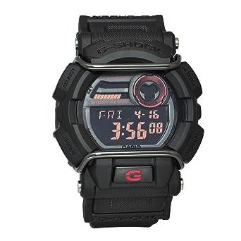 sports shoes d52e5 0693e Casio G-Shock GD400-1DR Standard Digital Luxury Black/One Size Men's Watch