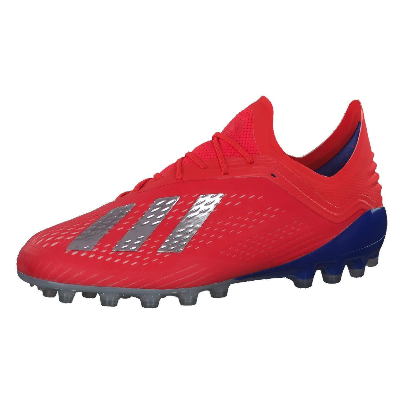 Adidas X 18.1 AG, botas de fútbol para Hombre, (Rojact Plamet Azufue 000), 44 2 3 EU -