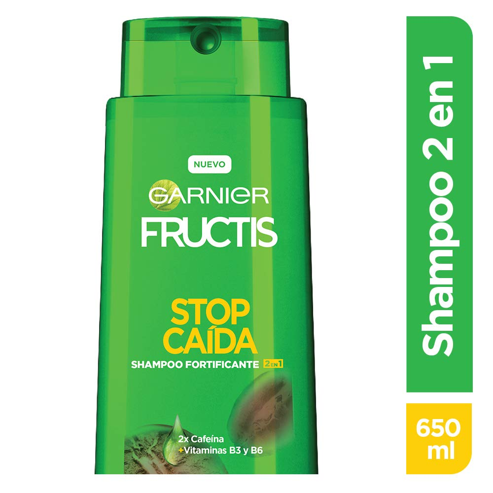 Amazon.com: Garnier Fructis Fall Stop 2-in-1 Shampoo & Conditioner 21.96 Oz.: Beauty
