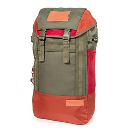 Eastpak Bust Merge Mix Backpack EK18 Khaki A15 K  Amazon.co.uk  Luggage 0c2fd2c194