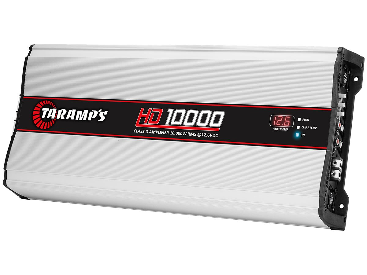 Taramp's HD100001 1 OHM 10000 Watts Car Amplifier Taramp' s