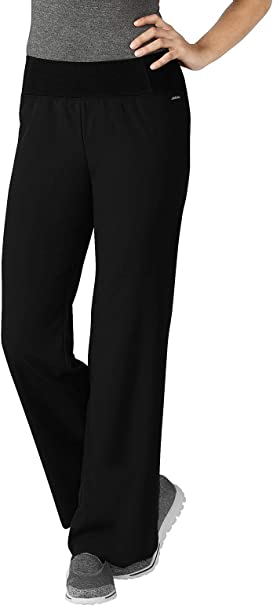 Amazon.com: Jockey 2358 - Pantalón de yoga para mujer: Clothing