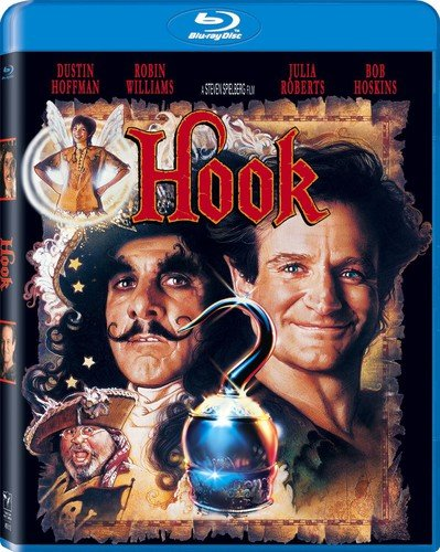 Blu-ray : Hook (Dolby, Digital Theater System)