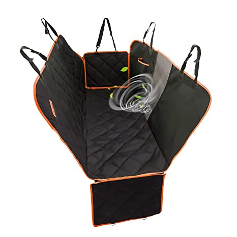 Wondrous Amazon Com Ppth Pet Dog Car Seat Covers Deluxe Uwap Interior Chair Design Uwaporg