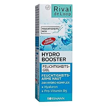 Rival de Loop Hydro Booster Humedad Gel para feuchtigkeitsarme piel con 24h Hydro de complejo +