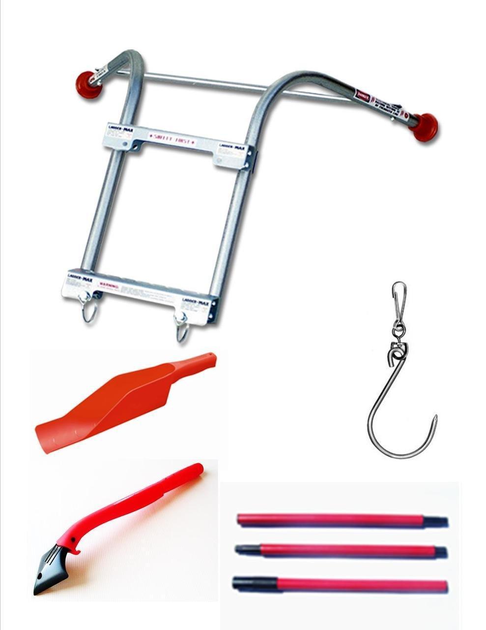 Ladder-Max Origianal/ Gutter Cleaning Value Bundle