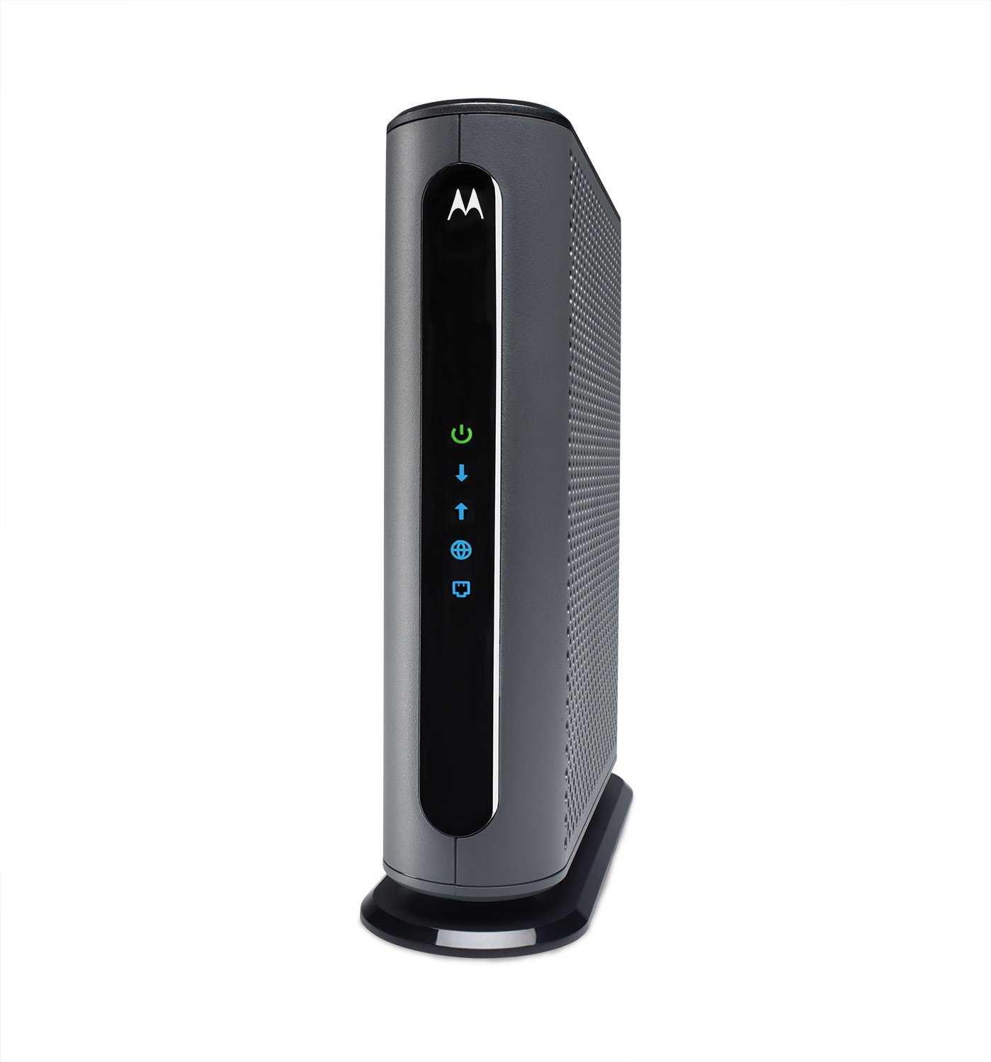 Motorola Ultra Fast DOCSIS 3.1 Cable Modem, Model MB8600, plus 32x8 DOCSIS 3.0, Certified by Comcast XFINITY and Cox Communications by Motorola