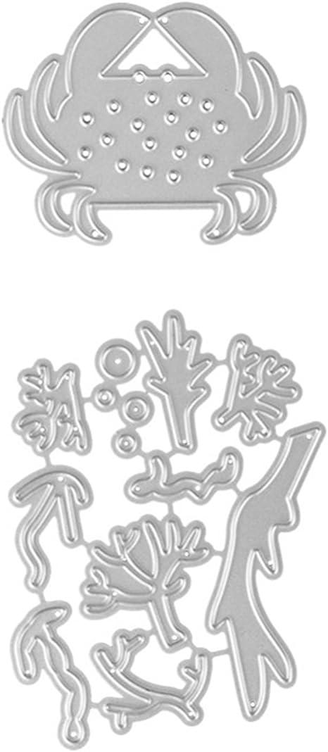 Troqueles de metal con forma de corazón, conejo para hacer tarjetas, troquelado de nomocr de metal, plantilla, molde para bricolaje, álbum de recortes, tarjeta de papel, manualidades, decoración de festivales de cumpleaños: