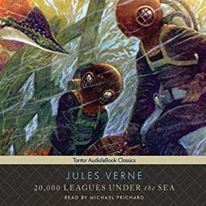 20,000 Leagues Under the Sea Hörbuch