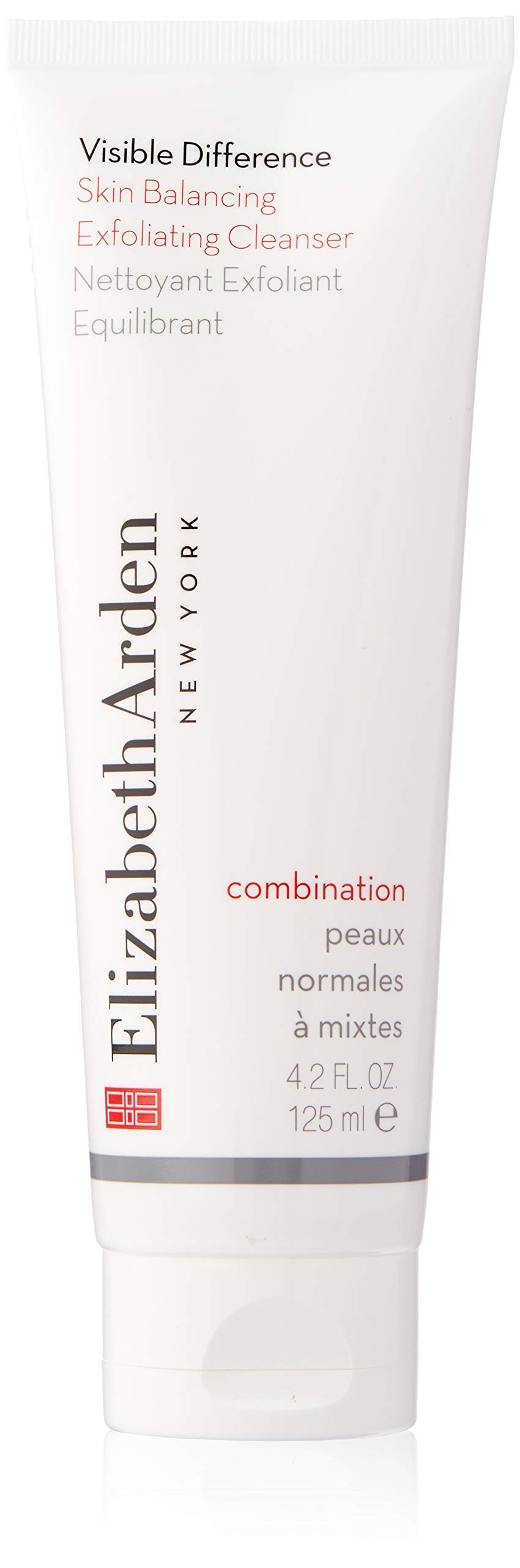 Elizabeth Arden Visible Difference Skin Balancing Exfoliating Cleanser, 125ml