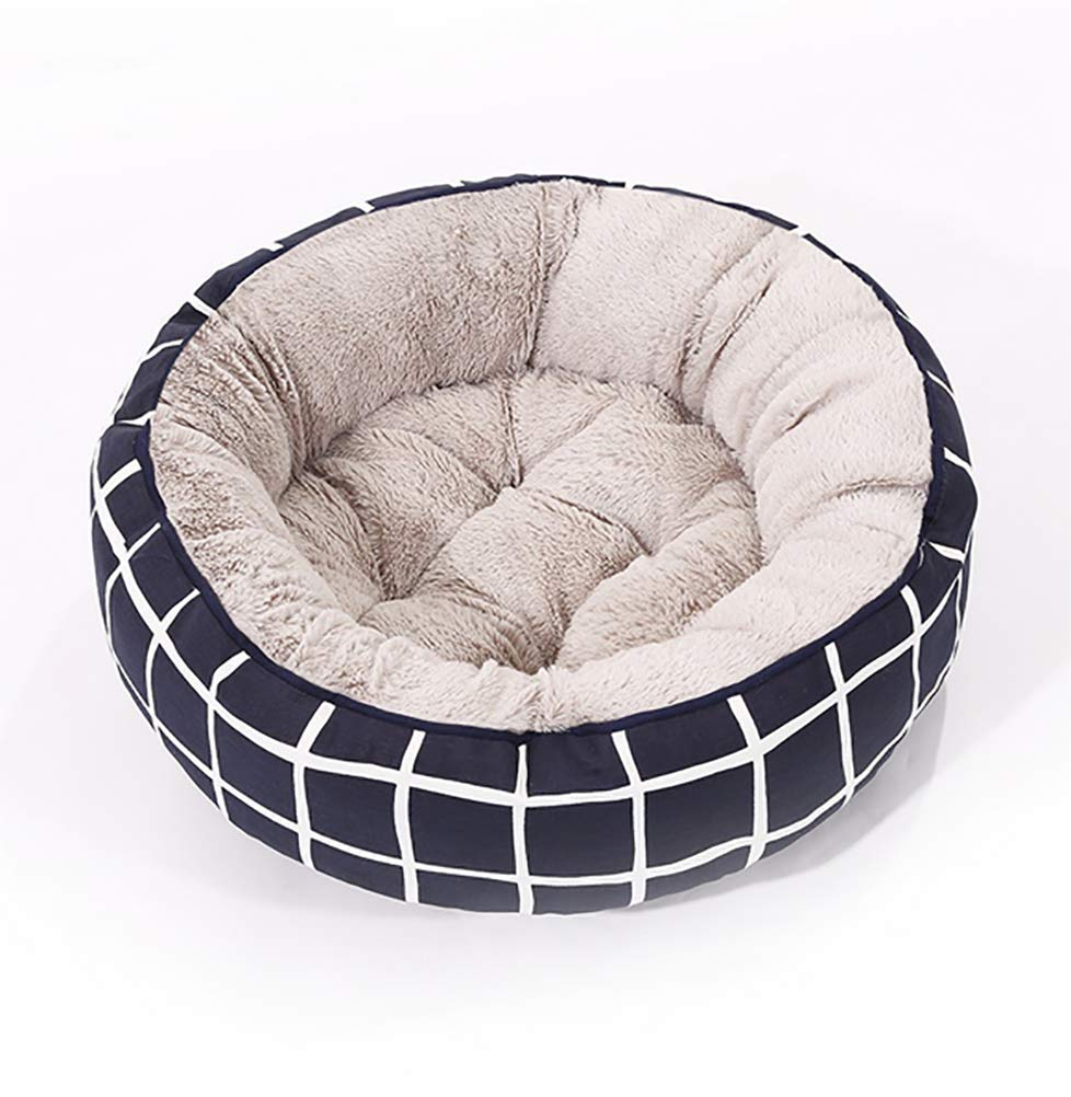 Soft Pet Bed for Cats & Dogs, Small Dog Bed,Plush Cat Bed