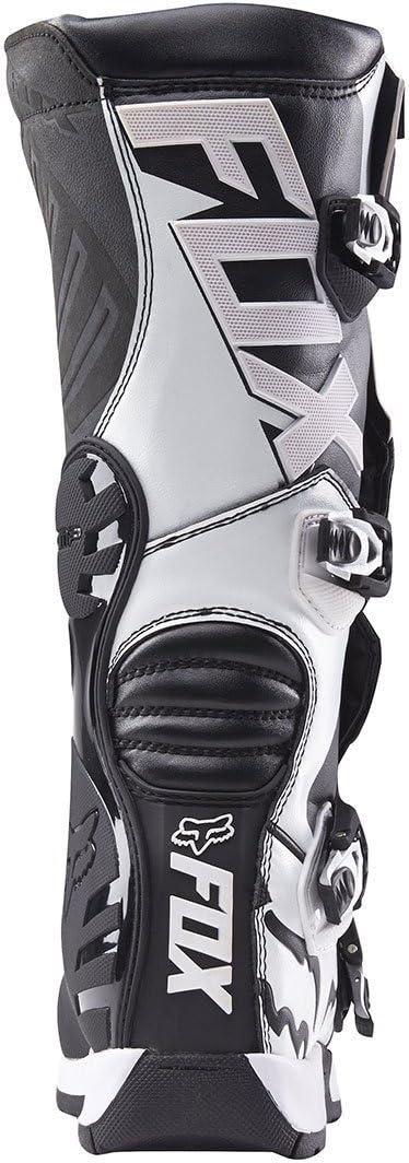 Fox White 2018 Comp 5 MX Boot