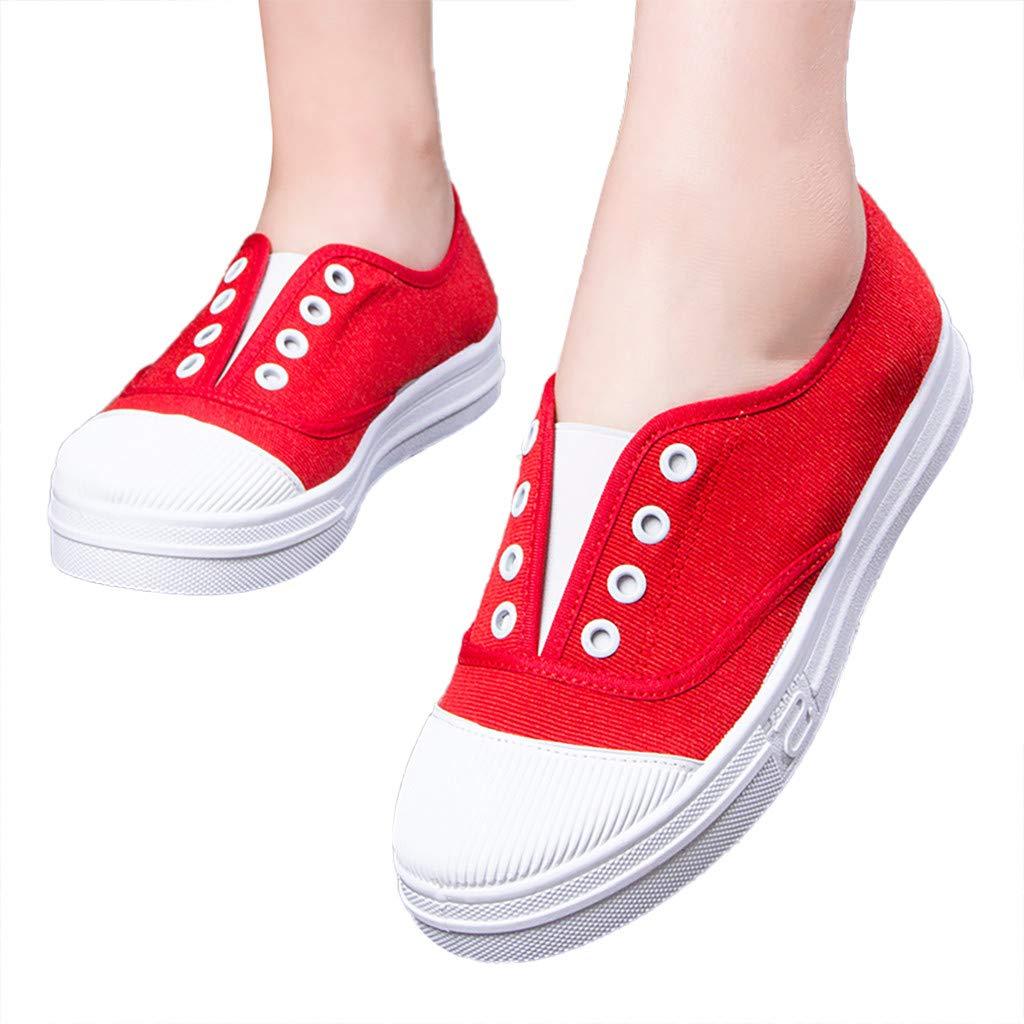 ❤️Amlaiworld Femmes Baskets Low Loisirs Chaussures de Sport Plates Basic Lacets Baskets Basses Mixte Adulte ete Confortable
