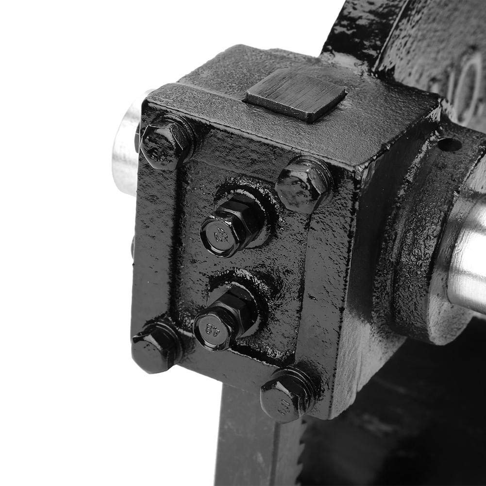 0.5T Arbor Press, Manual Desktop Punch Press Machine Metal Arbor Press Tool by Yosoo (Image #8)