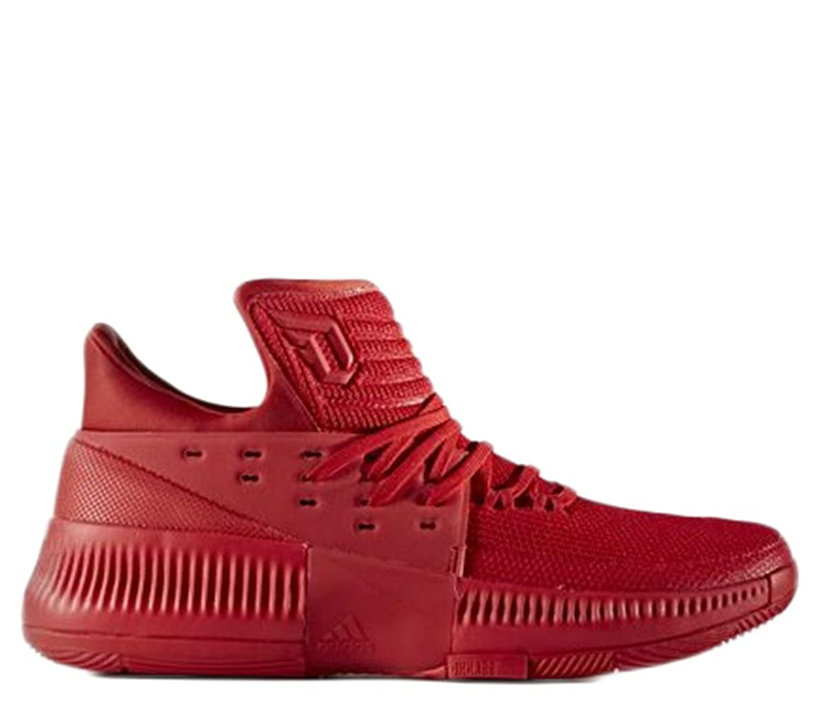 (アディダス) Adidas MEN'S BASKETBALL D Relad 3 BB8337 RED (並行輸入品) B01NAP84SU  26.5 cm