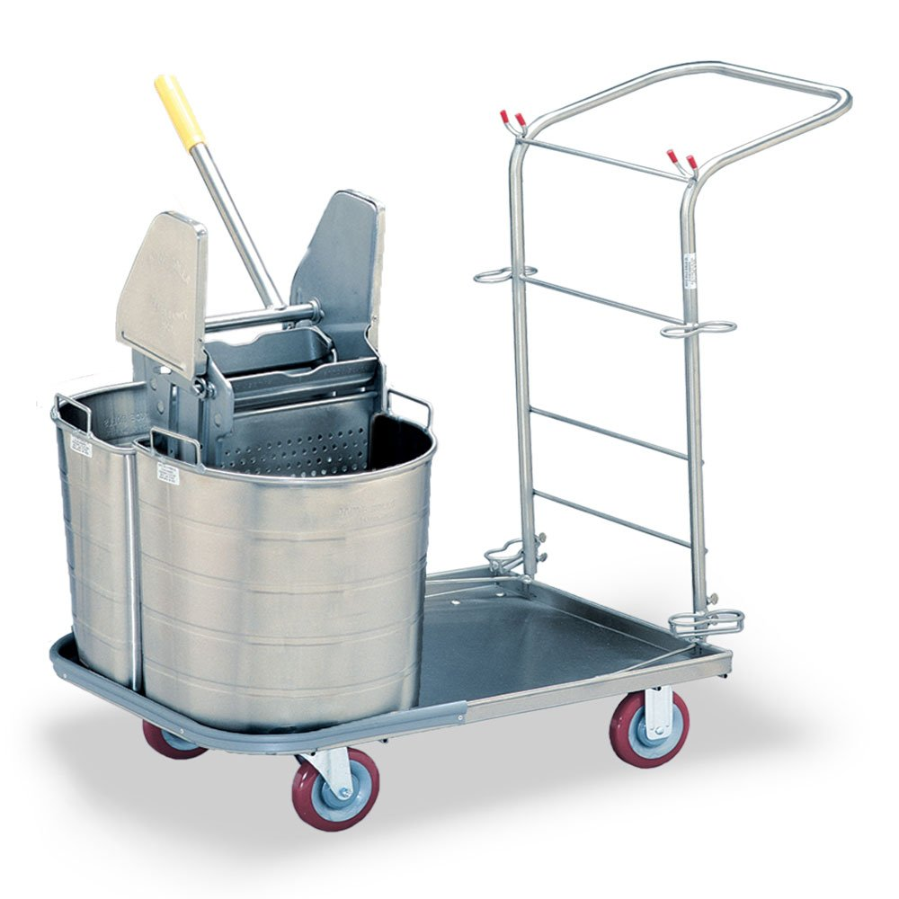 Royce Rolls Stainless Steel Double Tank Carry-all Unit - #CANB-318