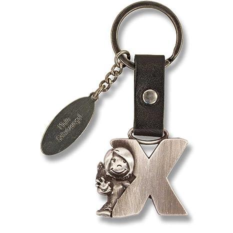 Ángel de la guarda llavero letra X: Amazon.es: Hogar