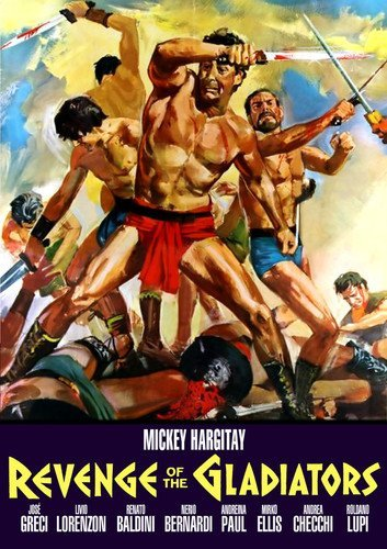 Revenge of the Gladiators (DVD)