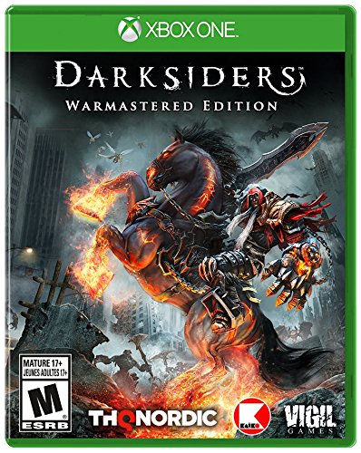 Darksiders: Warmastered Edition (Xbox One) - Xbox One (Xbox One Game Spanish Video)