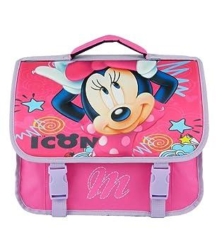 nouvelle arrivee feaee 54861 Minnie Bagtrotter Cartable Disney 35cm Rose