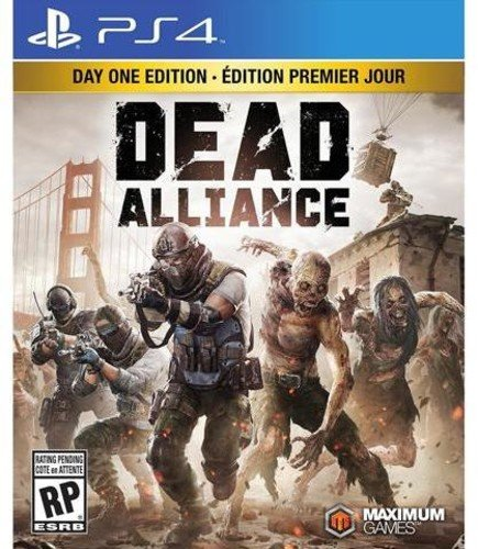 Dead Alliance: Day One Edition - PlayStation 4