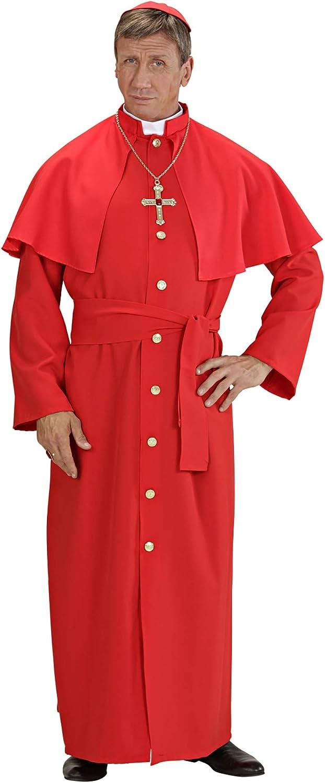 Widmann 57711/Adultes Costume Cardinal 48