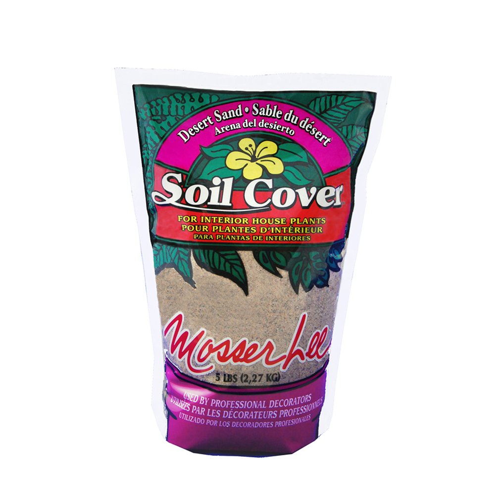 Mosser Lee ML1110 Desert Sand Soil Cover, 5 lb.