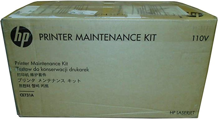 The Best Kit Maintenance Hp Ce731a