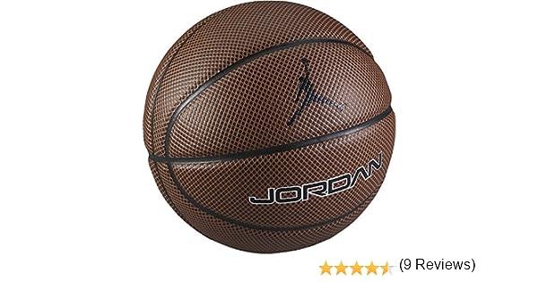 NIKE Ball Legacy Balón Michael Jordán, Unisex Adulto, Naranja ...