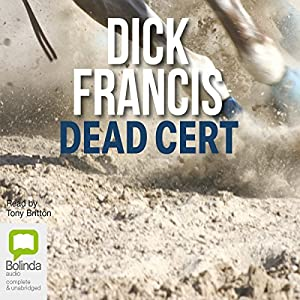 Dead Cert Audiobook