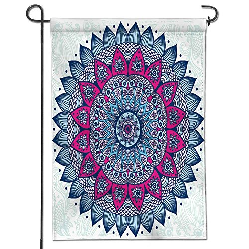 aolankaili Welcome Pineapple Garden Flag| Double-sided,Beaut