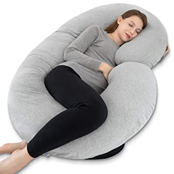 Remarkable Insen Pregnancy Pillow Maternity Body Pillow For Pregnant Women C Shaped Pillow With Jersey Body Pillow Cover Beatyapartments Chair Design Images Beatyapartmentscom