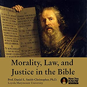 Morality, Law and Justice in the Bible Speech