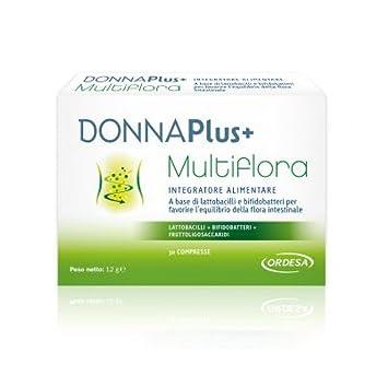ORDESA - DONNAPLUS+ MULTIFLORA 30 COM: Amazon.es: Salud y cuidado personal