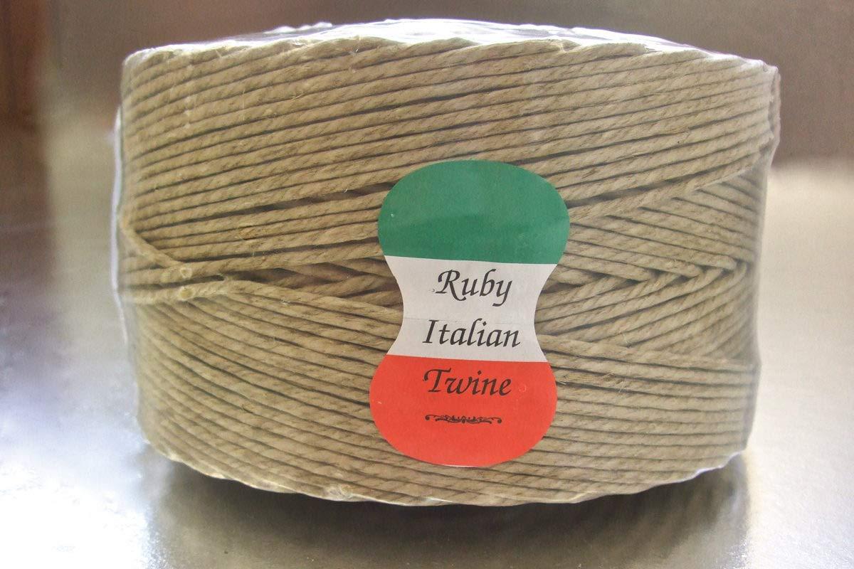 ITALIAN RUBY IRST5LB Twine Tube by ITALIAN RUBY