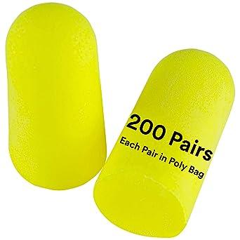 3M OCS1135 Neons - Tapones para los oídos (caja de 200 unidades ...