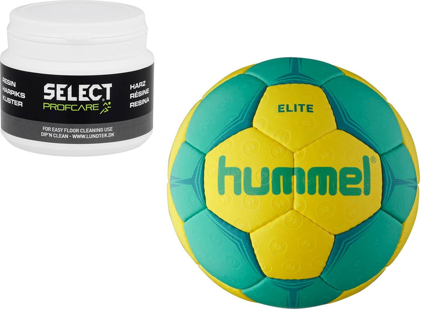 Hummel Elite de balonmano gr, 3 Select ProfCare + resina 200 ml ...