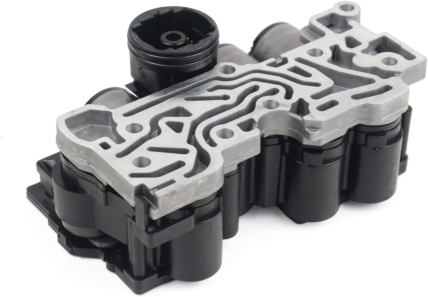 5R55W Explorer Mustang Mercury 02-On 9L2Z-7G234-AA 9L2Z-7G391-AA MSQ-CD Transmission Solenoid Block Pack for Ford 5R55S
