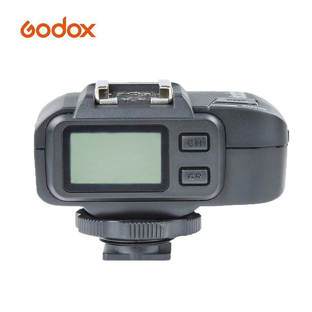 Godox X1R-C TTL 2.4G Wireless Flash Trigger Receiver High Speed Sync HSS 1/8000s for Canon Eos Series Cameras Flash Speedlite (X1R-C Receiver Only) 4332006824