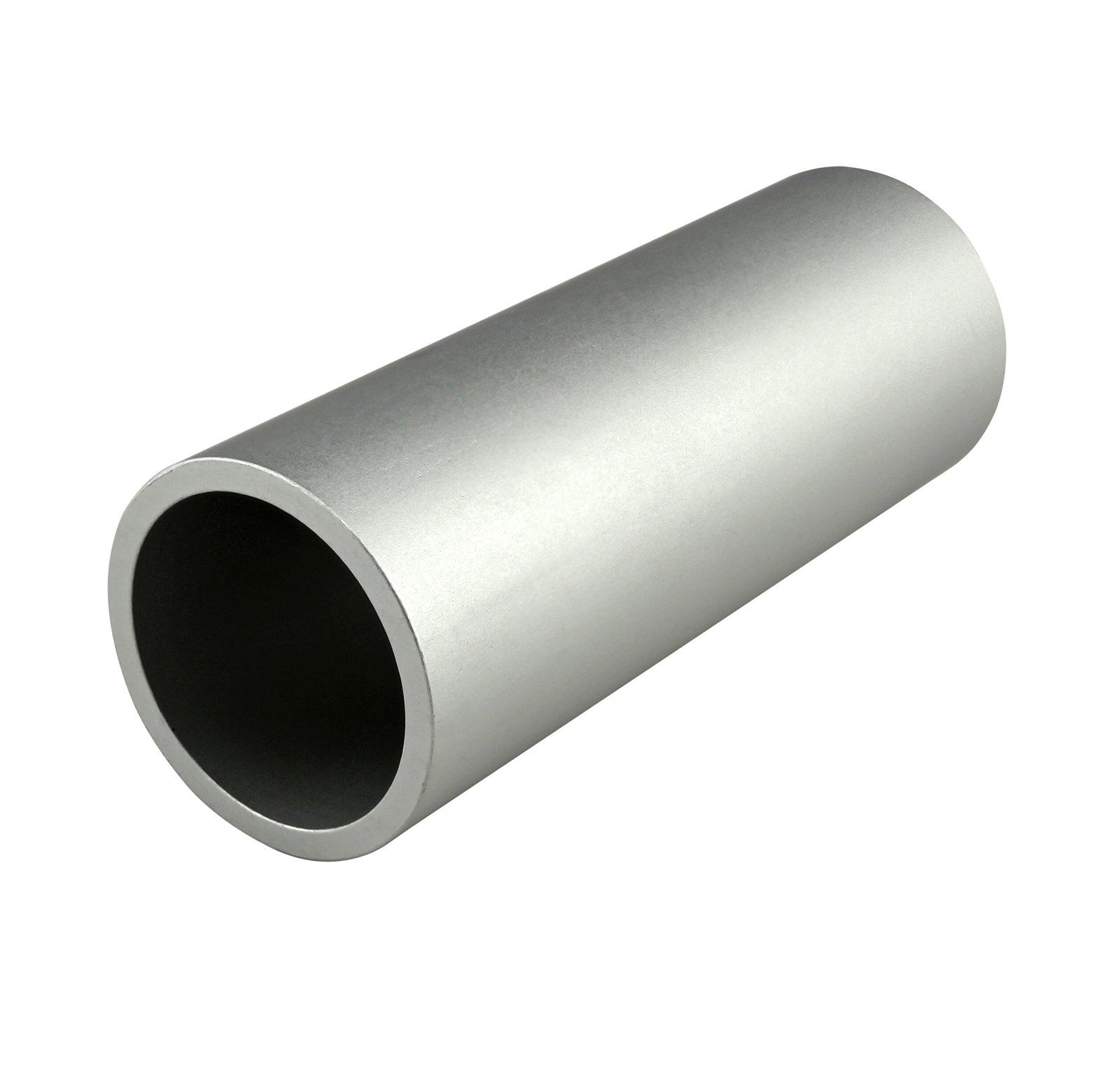80/20 Inc., 5040, Structual Shape 1.5'' Diameter Aluminum Ano Tube X 48''
