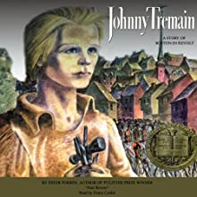 Johnny Tremain Audiobook by Esther Forbes Narrated by Grace Conlin