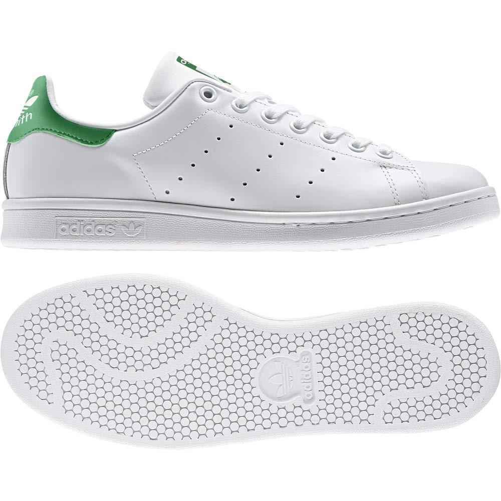 adidas Unisex-Erwachsene Handball Spezial Sneakers Wei (Running White Ftw/Running White/Fairway)