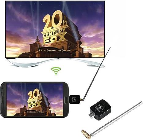 Cewaal Receptor de TV móvil Digital DVB-T, Receptor de ...