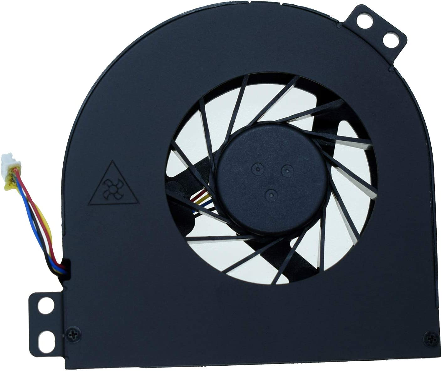 DREZUR GPU Cooling Fan Parts Compatible for Del Precision M4700 M4800 Series Laptop Cooler P21F DC28000B2SL MG60150V1-C030-S9A 01G40N 1G40N