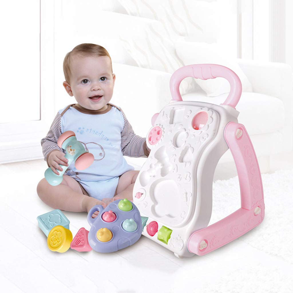 Andador de bebe Baby Walker Cart Multifunción antivuelco ...