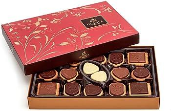 GODIVA Chocolatier Assorted Gift Box Chocolate Cookie