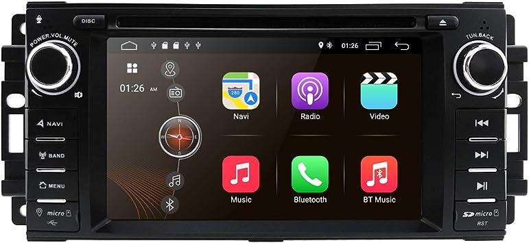 Hizpo Android 10 Os 6 2 Zoll 1 Din Auto Navigation Elektronik